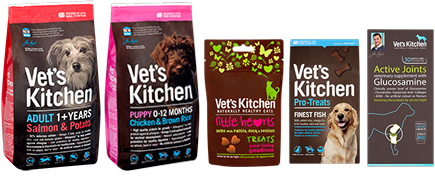 Vets Kitchen products